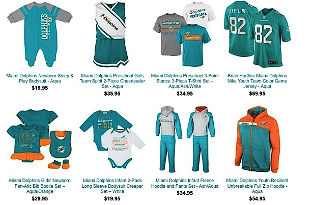 746052cb Popular Shops Online » Miami Dolphins (Fan Shop)